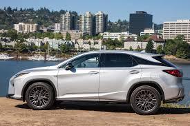 lexus rx f sport gas mileage 2016 lexus rx 350 f sport review plush luxury with useless sport