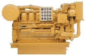 toromont cat cat 3512 marine auxiliary engine