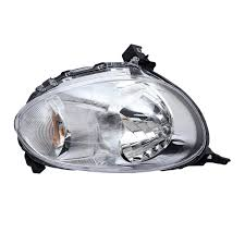 nissan micra headlight assembly nissan 260101ha0a rhs headlight for nissan micra xv amazon in