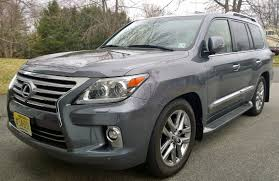 lexus lx 570 gray 2014 lexus lx 570 my what a big everything you have first