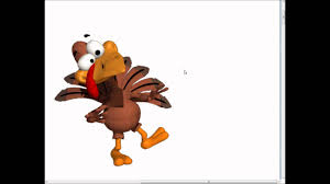 funny thanksgiving ecards animated dancing turkey youtube