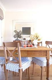Plastic Seat Covers For Dining Room Chairs by Best 25 Chair Cushions Ideas On Pinterest Kitchen Chair