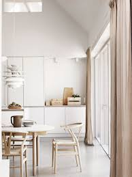 Scandinavian Homes Interiors Beautiful Scandinavian Home Blended Into Nature Decordots
