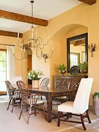 Tuscan - Tuscan dining room