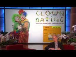 New Online Dating Sites on Ellen show   YouTube YouTube New Online Dating Sites on Ellen show
