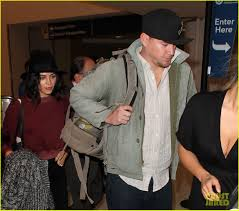 channing tatum u0026 jenna dewan share their family u0027s halloween