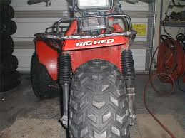 honda atc big red 250sx 250es front fork shock boots atv new ebay