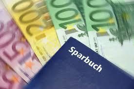 EU will an das deutsche Sparbuch