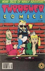 Evol Baby skateboard skateboarding babies cartoon comic comic books