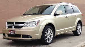 Dodge Journey White - 2011 dodge journey r t heated seats leather interior alloy