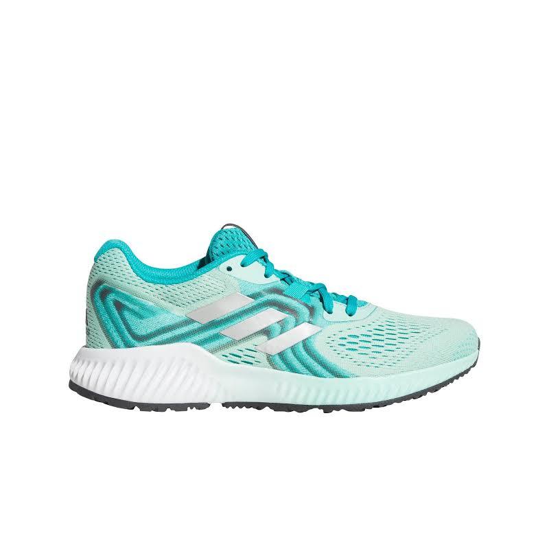 Adidas Aerobounce Sneakers AQ0538 Aqua/Silver 10.0 US