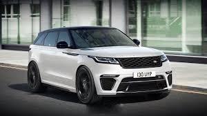 2019 range rover velar svr youtube