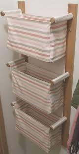 Bathroom Craft Ideas Best 25 Hanging Basket Storage Ideas On Pinterest Hanging Wall