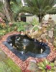 จัดสวน แต่งสวน ออกแบบบ่อปลา บ่อ