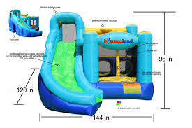 halloween bounce house amazon com ultimate combo bounce house toys u0026 games