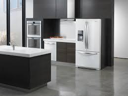 Ivory White Kitchen Cabinets by 25 Best Monochrome Kitchen Ideas 1696 Baytownkitchen