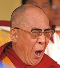 Reflection for today...Laziness Will Stop Your Progress -The Dalai Lama