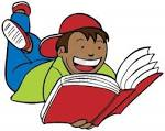 free clipart for kids <b>reading</b>