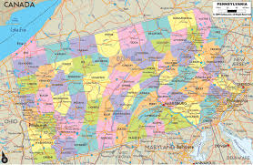 Reno Zip Code Map by Pennsylvania State Maps Usa Maps Of Pennsylvania Pa The Us