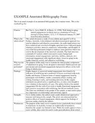 Research paper with annotated bibliography   poetic