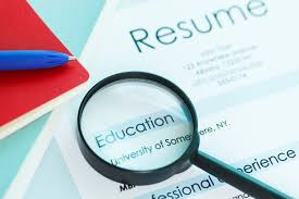 How To Make A Simple Job Resume by Refresh Your Resume In A Few Simple Steps U2014 Find Your Dream Job
