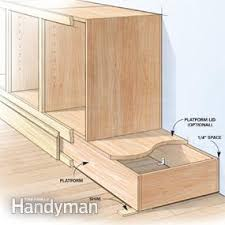 Kitchen Cabinet Base Trim Shortcuts For Custom Built Cabinets Cabinet Shelving Custom