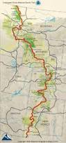 Southern Colorado Map by Continental Divide Trail Colorado Continental Divide Trail Map