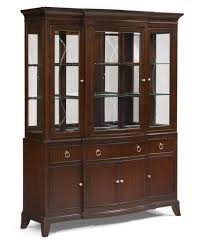 Oak Curio Cabinet Curio Cabinets With Lights Best Home Furniture Decoration