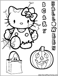 cute halloween coloring pages getcoloringpages com