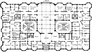 Castle Floor Plan by 100 Castle House Plans Victorian House Plans Canterbury 30
