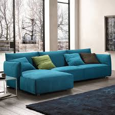 Turquoise Living Room Chair by Furniture Jonathan Adler Malibu Sectional Sofa In Grey For Living