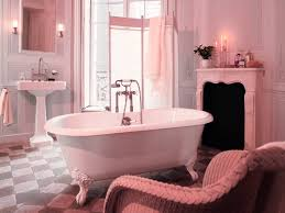 Vintage Black And White Bathroom Ideas Fascinating 70 Black White Pink Bathroom Decor Design Inspiration