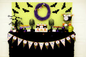 printable halloween banner spooktacular halloween party