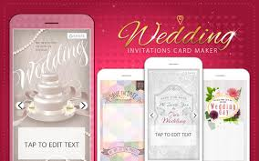 Invitation Card Designer Wedding Invitations Card Maker Android Apps On Google Play