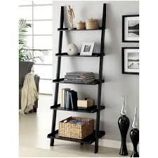 Bathroom Shelves Walmart Ladder Shelves Diy Projects That Included Some Level Ladder Shelf