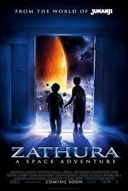 Zathura - Ett rymdäventyr (2005) izle