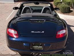 Porsche Boxster Trunk - 2006 porsche boxster s