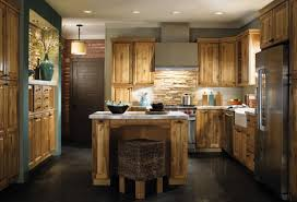 kitchen exterior elegant two tone kitchen cabinets in bamboo