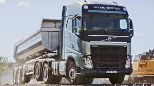 volvo freight trucks volvo trucks tandem axle lift function youtube
