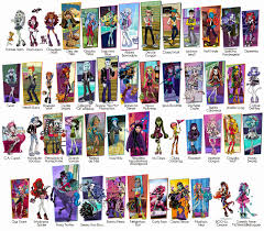 monster dolls names list google cosplay