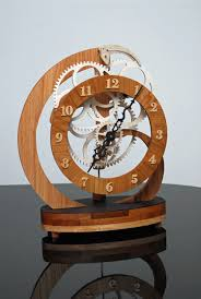 Free Wooden Clock Plans Dxf by Woodworking Plans By Clayton Boyer