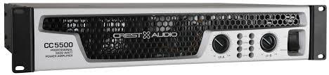Crest Audio CC5500