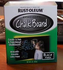 Blackboard Paint For Walls My Failure Of A Chalkboard Paint Project Fox Hollow Cottage