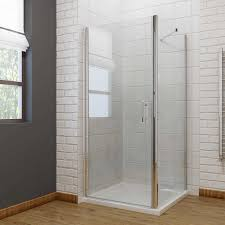 frameless shower enclosures buy online pivot frameless shower