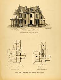 100 queen anne floor plans 100 victorian style floor plans