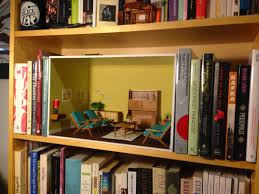 architecture of tiny distinction mid century in miniature and a