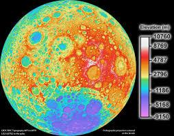 Map Of Jupiter Florida A New Map Of The Moon Nasa