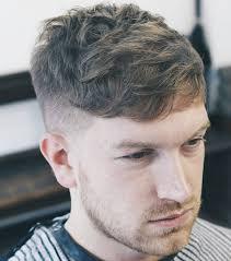 short messy fringe down men 45 trendy short haircuts for men be