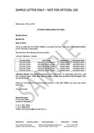Forms and guides   Study essentials   Current Students   The     University of Newcastle Sample Standard Letter Requests