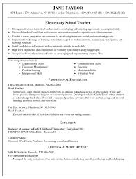 Day Care Teacher Job Description For Resume by Best 25 Teaching Resume Ideas Only On Pinterest Teacher Resumes